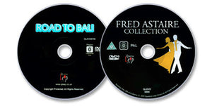 2 DVD Set (Fred Astaire Collection/Road to Bali)