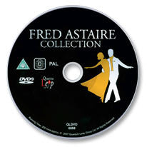 Fred Astaire Collection DVD