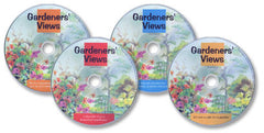 4 DVD Gardeners' Views Collector's Edition set