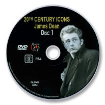 James Dean 20th Century Icons Disc 1