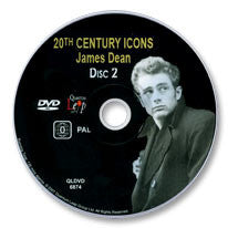 James Dean 20th Century Icons Disc 2