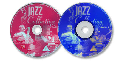 2 Jazz DVD Set (Jazz Collection Vol. 1/Jazz Collection Vol. 2)