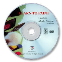 Learn to Paint - Pastels Made Simple DVD