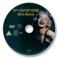 Marilyn Monroe 20th Century Icons DVD