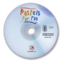 Pastels for Fun DVD