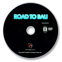 Road to Bali DVD