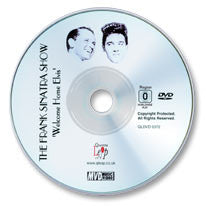 The Frank Sinatra Show: Welcome Home Elvis DVD
