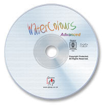 Watercolors Advanced Class DVD