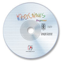 Watercolors for Beginners DVD