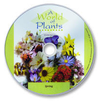 A World of Plants: Spring DVD