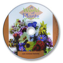 A World of Plants: Late Summer and Autumn DVD