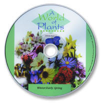 A World of Plants: Winter and Early Spring DVD