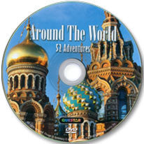 Around the World 52 Adventures DVD