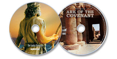 2 DVD Set (Ark of the Covenant/The Exodus Revealed)