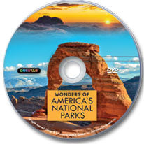 Wonders of America's National Parks DVD