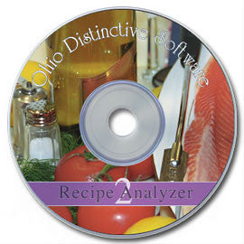 Recipe Analyzer 2