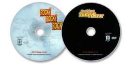 2 DVD Set - Rock 'n Roll Jukebox /Rock! Rock! Rock!