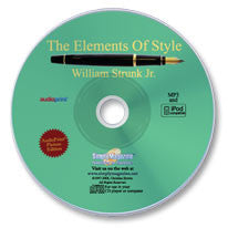 The Elements of Style Audio CD