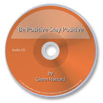 Be Positive, Stay Positive Audio CD