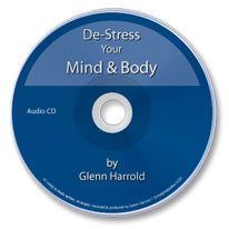 De-Stress Your Mind Audio CD