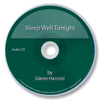 Sleep Well Tonight Audio CD
