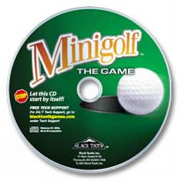 Minigolf, The Game CD-ROM