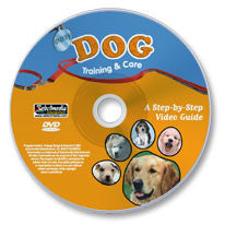Easy Dog Training & Care DVD