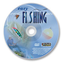 Easy Fishing DVD