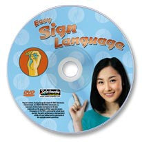 Easy Sign Language DVD