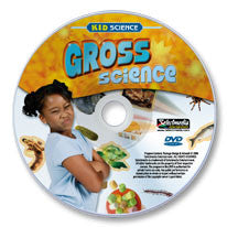 Kid Science: Gross Science DVD