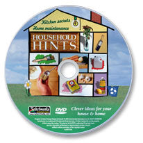 Household Hints DVD