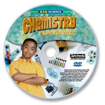 Kid Science: Chemistry Experiments DVD