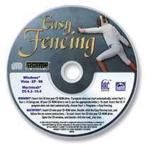 Easy Fencing CD-ROM
