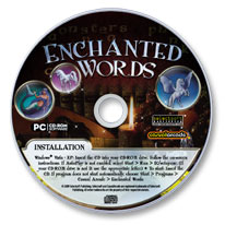 Enchanted Words CD-ROM