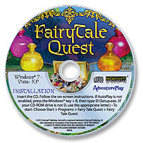 Fairy Tale Quest CD-ROM