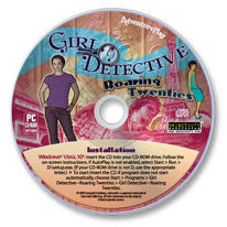 Girl Detective: Roaring Twenties CD-ROM