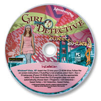 Girl Detective: Sweet Sixties CD-ROM