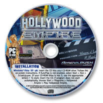 Hollywood Empire CD-ROM