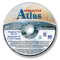 Interactive Atlas CD-ROM
