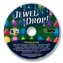 Jewel Drop CD-ROM