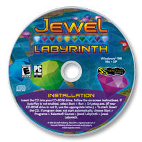 Jewel Labyrinth CD-ROM