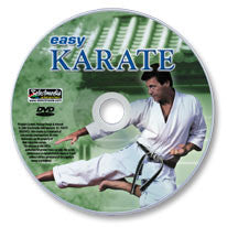 Easy Karate DVD