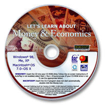 Let's Learn About: Money & Economics CD-ROM