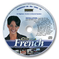 Immersion French CD-ROM