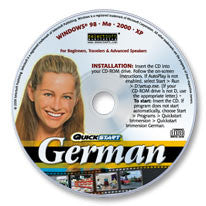 Quickstart German CD-ROM