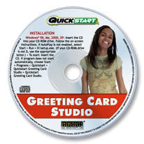 Greeting Card Studio CD-ROM