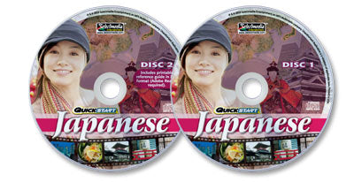 Quickstart Japanese (2 Audio CD Set)