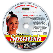 Quickstart Spanish CD-ROM