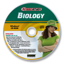 Speedstudy Biology CD-ROM