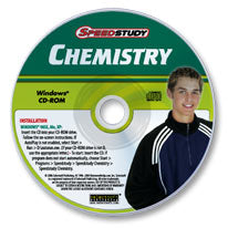 Speedstudy Chemistry CD-ROM